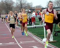 Hamline Invite April 6, 2013